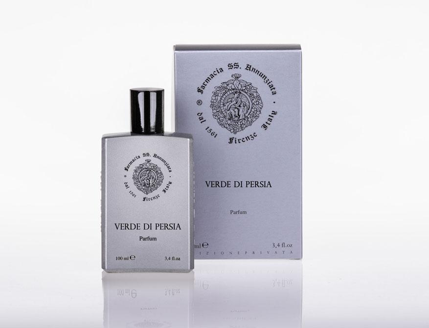 Das Parfum Verde di Persia aus dem Haus Farmacia SS. Annunziata in Florenz