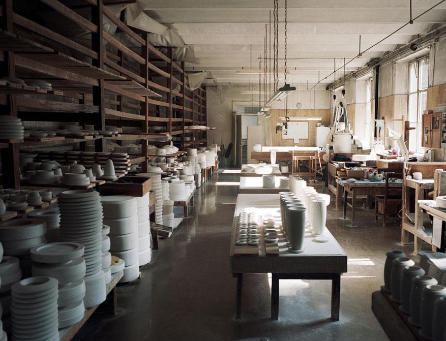 Impressionen aus der Porzellan Manufaktur Nymphenburg