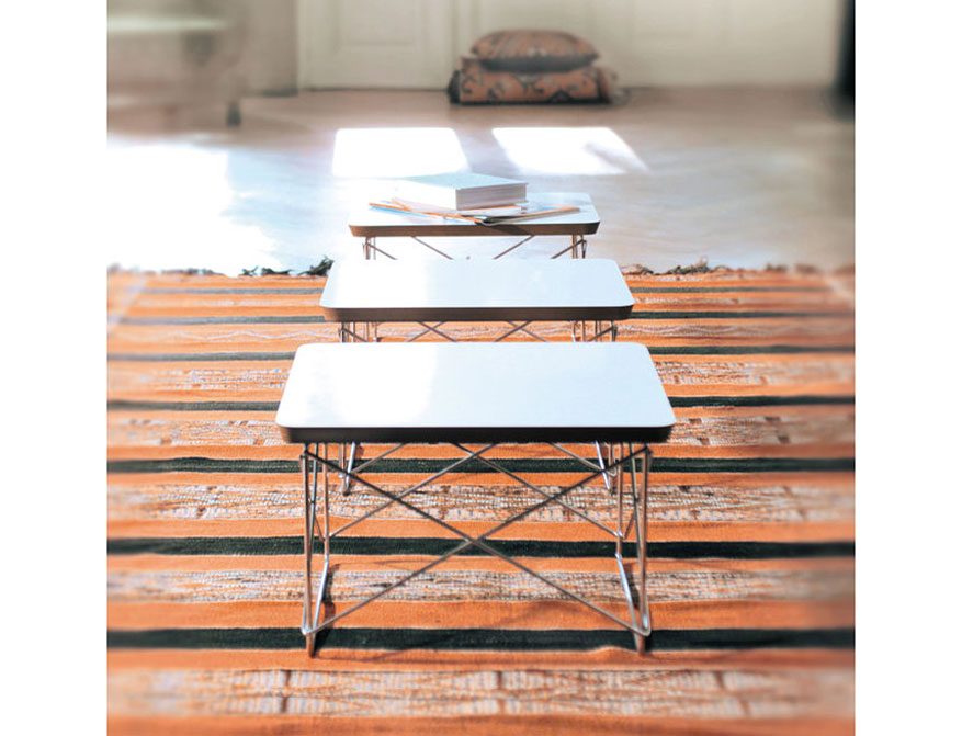 Occasional Table LTR von Charles und Ray Eames