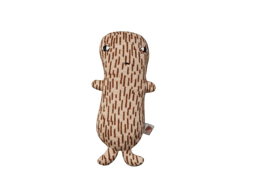 Stoffkreatur Peanut von Donna Wilson aus Großbritannien