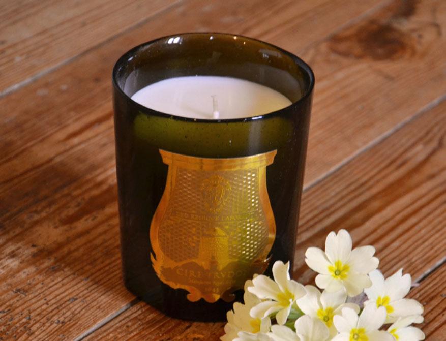Duftkerze im Glas von Cire Trudon