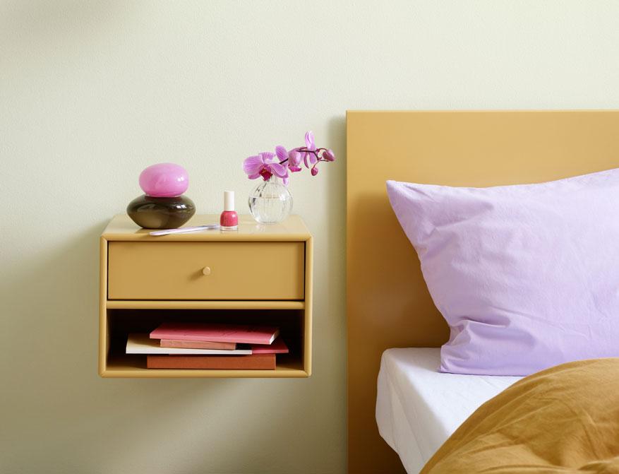 Montana Bedroom DASH in der Farbe Cumin